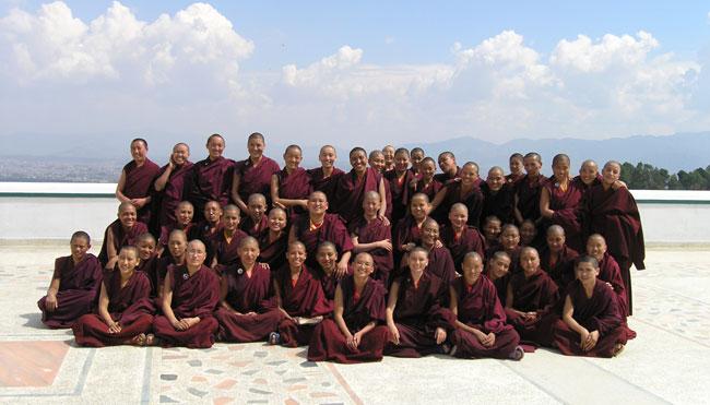 Im Druk Amithaba Kloster